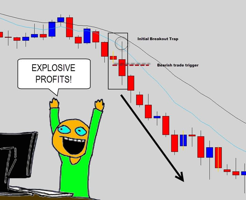 Action price trading